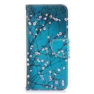 billiga Mobil cases & Skärmskydd-fodral Till Huawei Honor 8 Honor 7X Korthållare Plånbok med stativ Lucka Magnet Fodral Blomma Hårt PU läder för Honor 8 Honor 7X Honor 6X