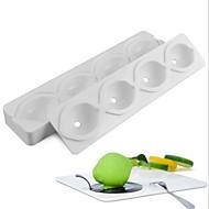 billige Bakeredskap-Bakeware verktøy silica Gel Non-Stick / GDS Kake Rektangulær Cake Moulds 1pc