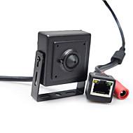 billige Innendørs IP Nettverkskameraer-hqcam® 720p onvif 1/4 cmos h62 1.0mp 25fps sikkerhet mini ip kamera cctv 3.7mm objektiv overvåking ip kamera