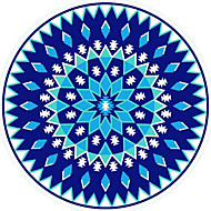 billige Hjemmetekstiler-Frisk stil Strandhåndkle, Geometrisk Overlegen kvalitet Polyester/Bomull Vanlig Håndkle