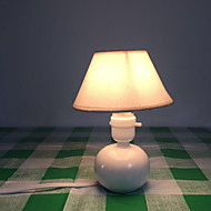 billige Lamper-Traditionel / Klassisk Dekorativ Bordlampe Til Soverom Keramikk Hvit
