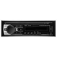 multifunções autoradio rádio estéreo bluetooth car áudio mãos-livres no traço fm entrada aux receptor USB cartão SD disco