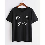 Majica s rukavima Žene-Ulični šik Dnevno Životinja