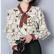 Bluza Žene-Slatko Dnevno Izlasci Print Classic Style Moderna