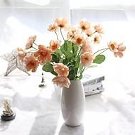 billige Kunstig Blomst-Kunstige blomster 2 Afdeling pastorale stil / Europæisk Stil Evige blomster Bordblomst
