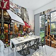 billige Tapet-Art Deco Mønster 3D Hjem Dekor Klassisk Moderne Tapetsering, Lerret Materiale selvklebende nødvendig Veggmaleri, Tapet