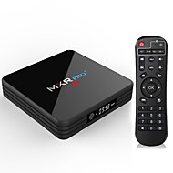 MXR PRO PLUS 4G+32G Android 7.1 TV Box RK3328 Quad-Core 64bit Cortex-A53 4GB RAM 32GB ROM Osmojezgreni