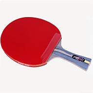 tanie Tenis stołowy-DHS® R4002C Ping Pang/Rakiety tenis stołowy Drewniany Gumowy 4 gwiazdek Długi uchwyt Pryszcze