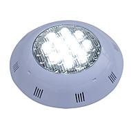 billiga Belysning-JIAWEN 1st 12W Undervattensglödlampa Vattentät Utomhusbelysning Kallvit Blå DC 12V