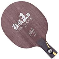 tanie Tenis stołowy-DHS® Hurricane WANG II CS Rakietki do ping ponga / tenisa stołowego Zdatny do noszenia / Trwały Drewniany / Włókno węglowe 1