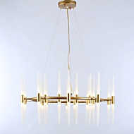 billige Takbelysning og vifter-ZHISHU Lysekroner Omgivelseslys - Justerbar, Natur-inspireret Chic & Moderne, 110-120V 220-240V Pære ikke Inkludert