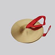 Χαμηλού Κόστους Κρουστά μουσικά όργανα-Εκπαιδευτικό παιχνίδι Κατά του στρες Για παιδιά Χαλαρή Εφαρμογή Απλός Κυκλικό Χάλκινο