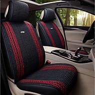 أغطية مقاعد السيارات أغطية المقاعد منسوجات جلد PU من أجل عالمي كل السنوات جميع الموديلات