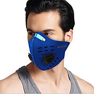 cheap Balaclavas & Face Masks-Bike/Cycling Pollution Protection Mask Unisex Camping / Hiking Cycling / Bike Motobike/Motorbike Dust Proof Breathable Winter Spring