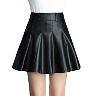 Žene A kroj Vintage Suknje - Jednobojni