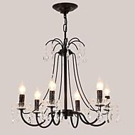billige Takbelysning og vifter-LightMyself™ Lysekroner Anheng Lys Omgivelseslys - Krystall, Kunstnerisk Moderne / Nutidig, 110-120V 220-240V Pære ikke Inkludert