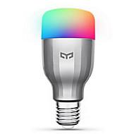 xiaomi yeelight 220v e27 smart led bulb16 milioni di colori wifi abilitato funziona con Amazon alexa / google home