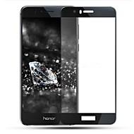 billiga Mobil cases & Skärmskydd-Skärmskydd Huawei för Honor 8 Härdat Glas 1 st Displayskydd framsida 3D böjd kant 2,5 D böjd kant 9 H-hårdhet Högupplöst (HD)