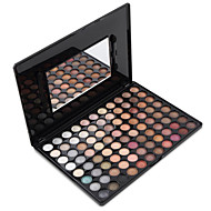 cheap Eye Shadows-88pcs Combination Shadow / Eye Shadow Powder Smokey Makeup / Daily Makeup