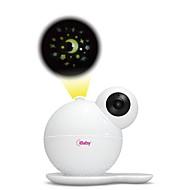 billige IP-kameraer-ibaby® m7 smart wi-fi aktivert digital video baby monitor 1080p 360 rotasjon måneskinn soother musikkspiller smart sensorer