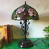 billige Lamper-metallic Dekorativ Bordlampe Til Metall 220-240V