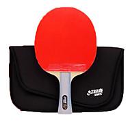 tanie Tenis stołowy-DHS® R6002 R6003 FL Rakietki do ping ponga / tenisa stołowego Drewno / Guma 6 gwiazdek Długi uchwyt / Pryszcze Długi uchwyt / Pryszcze