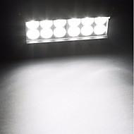 billige Sykkellykter og reflekser-Baklys til sykkel / sikkerhet lys / Baklys LED LED Sykling LED-belysning, Vannavvisende 2000 lm DC-drevet Naturlig hvit Camping / Vandring / Grotte Udforskning / Dagligdags Brug / Dykning