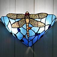billige Vanity-lamper-Anti-refleksjon Antikk / Vintage Baderomsbelysning Glass Vegglampe 220-240V 20 W / E27