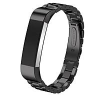 billiga Smart klocka Tillbehör-Klockarmband för Fitbit Alta Fitbit Modernt spänne Metall Handledsrem