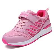 tanie Obuwie dziewczęce-Dla dziewczynek Obuwie Guma Wiosna Wygoda Buty do lekkiej atletyki na Fioletowy / Fuksja / Różowy