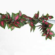 billige Kunstig Blomst-Kunstige blomster 5 Moderne / pastorale stil Planter Vægblomst / Ikke Inkluderet