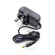 billige belysning Tilbehør-1pc 12V AU UK med DC-kontakt Omformer EU US Elektrisk kontakt Stikkontakt Strømadapter Plast for LED Strip lys 24W