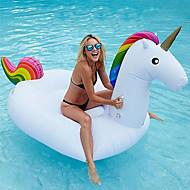 ieftine Piscine & Distracție în Apă-Unicorn Colace Gonflabile de Piscină Colac Gogoașă Exterior PVC a vinyl 1pcs Pentru copii Adulți Toate