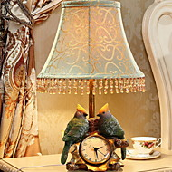 billige Lamper-Rustikk/ Hytte Dekorativ Bordlampe Til Harpiks 220-240V