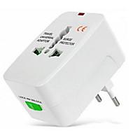 tanie Ulepszanie domu-Gniazdko / Smart Plug Podróżne / Mała objętość / Łatwe przenoszenie 1 opakowanie PC Z wtyczką Włącz / Wyłącz
