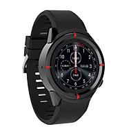 tanie Inteligentne zegarki-Inteligentny zegarek Bluetooth Wodoszczelny Krokomierze Czuj dotyku Kontrola APP Pulse Tracker Krokomierz Rejestrator aktywności