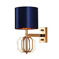 tanie Kinkiety Ścienne-Ochrona oczu LED Modern / Contemporary Lampy ścienne Na Living Room Gabinet / Office Metal Światło ścienne 110-120V 220-240V 5W