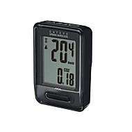 billige Sykkelcomputere og -elektronikk-CatEye® Urban Wireless CC-VT220W Sykkelcomputer Stopur Speedometer Auto Slå Av Utendørs Sykling