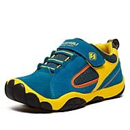 baratos Sapatos de Menina-Para Meninas Sapatos Courino Verão / Inverno Conforto Sapatos de Barco para Crianças Fúcsia / Azul Claro / Black / azul