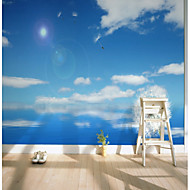 cheap Wallpaper-Mural Canvas Wall Covering - Adhesive required Art Deco Pattern 3D