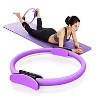 tanie Inne akcesoria fitness-Pilates Pierścień Mikrofibra Gumowy Dla obu płci Kolory losowe
