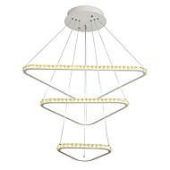 billiga Belysning-LightMyself™ Hängande lampor Glödande Målad Finishes Metall Kristall 110-120V / 220-240V Varm Vit + Vit LED-ljuskälla ingår / Integrerad LED