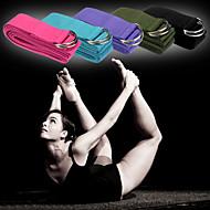 tanie Inne akcesoria fitness-Gumy do ćwiczeń Ramiączka jogi Joga Fitness Siłownia Trwały Poliester