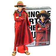 Anime Actionfigurer Inspireret af En del Monkey D. Luffy PVC 25 cm CM Model Legetøj Dukke Legetøj