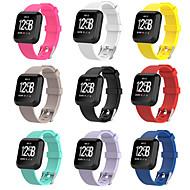 billiga Smart klocka Tillbehör-Klockarmband för Fitbit Blaze Fitbit Sportband Silikon Handledsrem