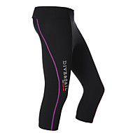 "Dive&Sail בגדי ריקוד נשים חליפה רטובה מכנס 1.5מ""מ ניאופרן תחתיות עמיד למים שמור על חום הגוף נושם שחייה צלילה גלישה / ייבוש מהיר / ייבוש מהיר / עמיד אולטרה סגול"