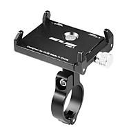 Fahrradtelefonhalterung Leicht Rutschfest Einstellbare Flexible für Rennrad Geländerad Kunststoff Aluminum Alloy iPhone X iPhone XS iPhone XR Radsport Silber Rot Titan