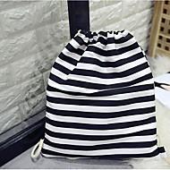 tanie Plecaki-Damskie Torby Brezentowy plecak Z dziurką Navy Blue / Yellow / Black / White