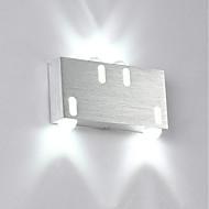 billige Vegglamper-CXYlight Enkel / LED Vegglamper Stue / Soverom Aluminum Vegglampe 85-265V 3W