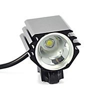 billige Sykkellykter og reflekser-Frontlys til sykkel LED LED Sykling Profesjonell, Anti-Sjokk, Enkel å bære Oppladbart Batteri 3000 lm Naturlig hvit Camping / Vandring / Grotte Udforskning / Dagligdags Brug / Dykning / Lystsejlads